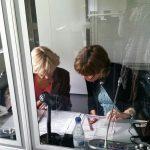 Remote interpreting service conference simultaneous interpreters
