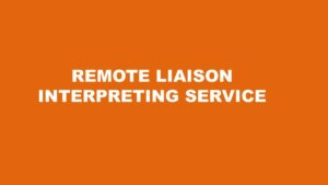 English German translation service remote interpreting service Frankfurt